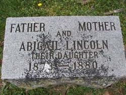 Abigail Lincoln
