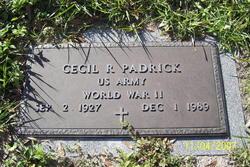 Cecil R. Padrick