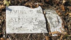 Samuel D Allen