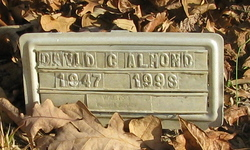 David C Almond