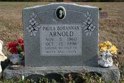 Paula <i>Bohannan</i> Arnold