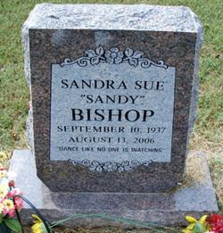 Sandra Sue <i>Bowling</i> Bishop