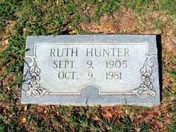 Ruth H Hunter