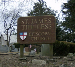 Saint James the Less Cemetery