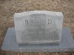 Rosa Lou <i>Fulfer</i> Brand
