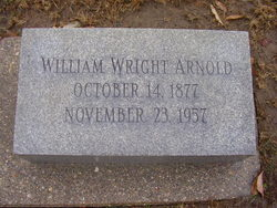 William Wright Arnold