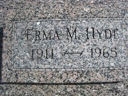Erma Marie Hyde