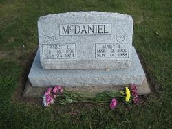 Ernest Edwin McDaniel