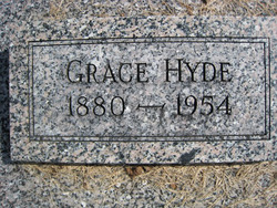 Grace <i>Southmayd</i> Hyde