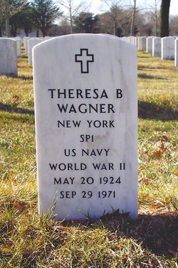 Theresa Margaret <i>Bandill</i> Wagner