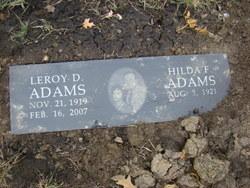 Leroy D. Adams