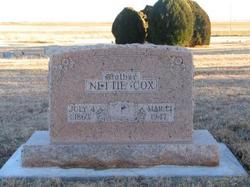 Jeanettie Nettie <i>George</i> Cox