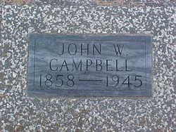 John Washington Campbell