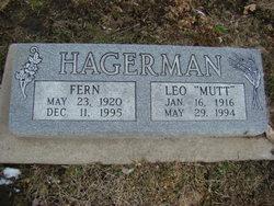 Fern <i>Randel</i> Hagerman
