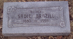 Sadie E. <i>Forward</i> Brazill