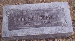 Walter Joseph Brazill