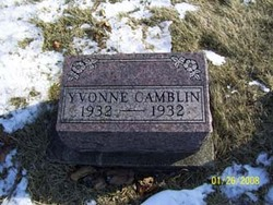 Yvonne Camblin