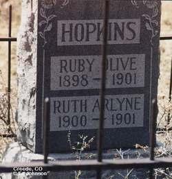 Ruth Arlyne Hopkins