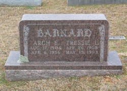 Arch E Barnard