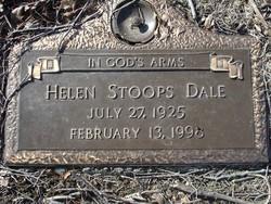 Helen <i>Stoops</i> Dale