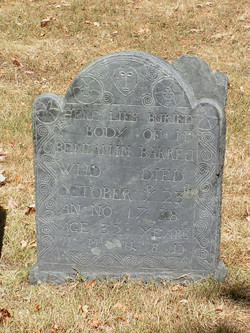 Benjamin Barrett, Jr