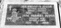 Ira Hatfield Justin