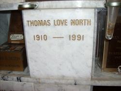Thomas Love North