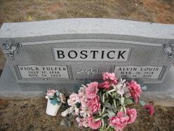 Viola Ruth <i>Fulfer</i> Bostick