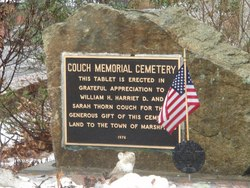 Couch Memorial Cemetery