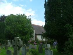 St Agatha Churchyard