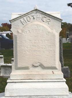 Martha Jane <i>McCoy</i> Garey
