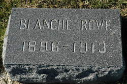 Blanche Rowe