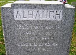 Bessie Marie <i>Beeman</i> Albaugh