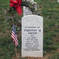 Sgt Timothy Michael Smith