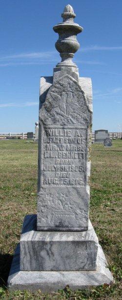 Willie A. Bennett