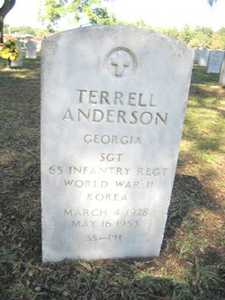 Willie Terrell Anderson, Jr