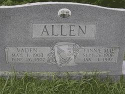 Vaden Allen