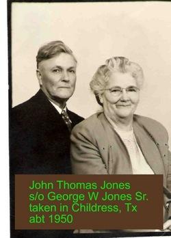 John Thomas Jones