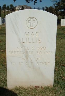 Mae Lillie Athey