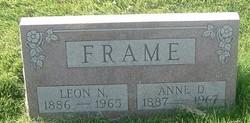 Anne Josephine <i>DeLong</i> Frame