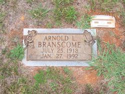 Arnold Lee Branscome