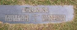 Ella Louise <i>Brown</i> Gunn