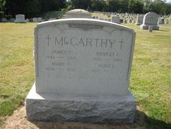 Alice C McCarthy