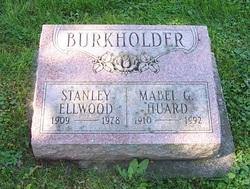 Mabel G. <i>Huard</i> Burkholder