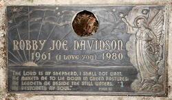 Robby Joe Davidson