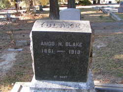 Amos Hendricks Blake