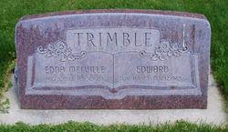 Edna <i>Melville</i> Trimble