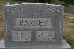 Mary J. Barker