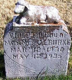 Violet O. Burke