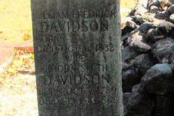 Rhoda <i>Burdine</i> Davidson